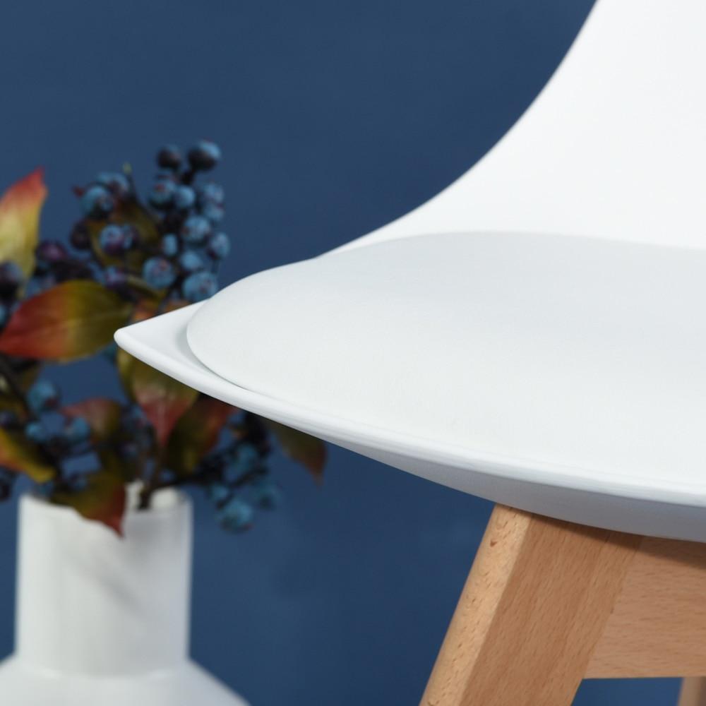 4 piece outdoor furniture set TASH WHITE 0000600002877 (4) -