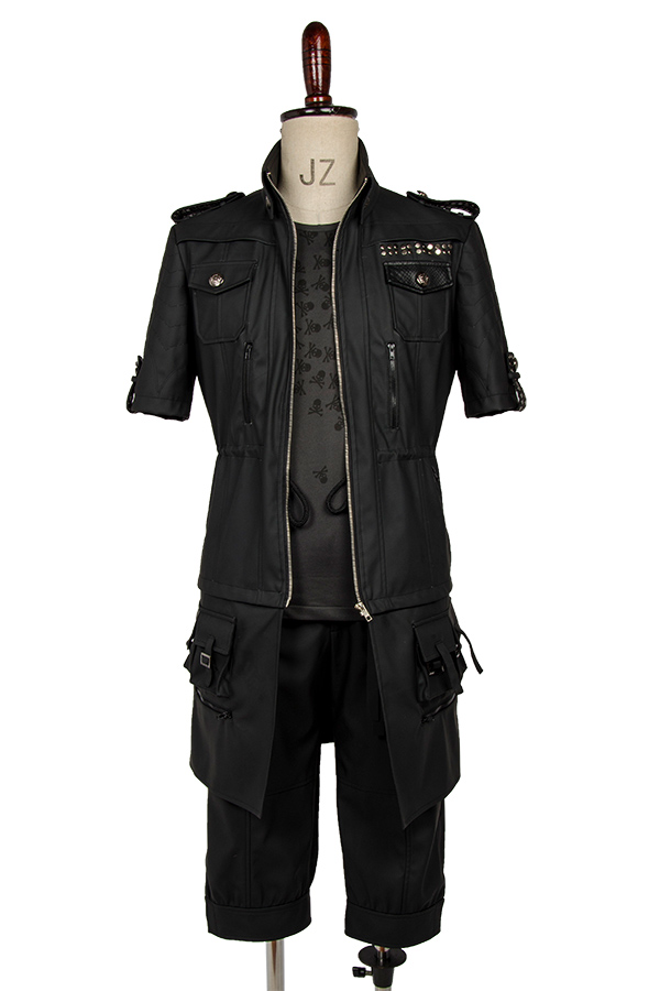 Hot Sale Final Fantasy XV Cosplay Noctis Lucis Caelum Cosplay Costume Outfit Adult Male Female Jacket Only Custom Made Any Size