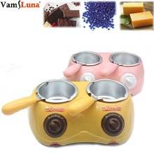 Wax Heater & Chocolate Melter Electric Warming Fondue Set Automatic Temperature
