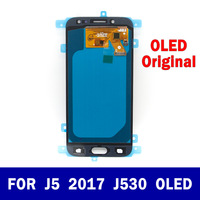 original Best SUPER AMOLED 5.2'' Replacement Display for SAMSUNG Galaxy J5 2017 J530 J530F LCD Touch Screen Digitizer Assembly