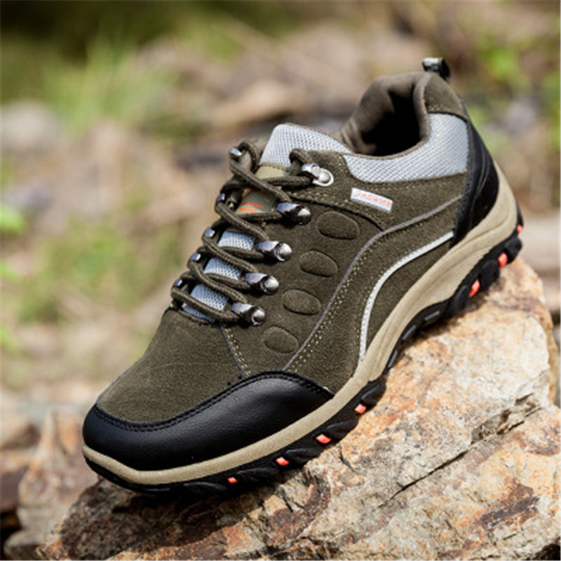 KipeRann outdoor sports tactical camping shoes men s hiking shoes breathable light wading shoes hiking shoes