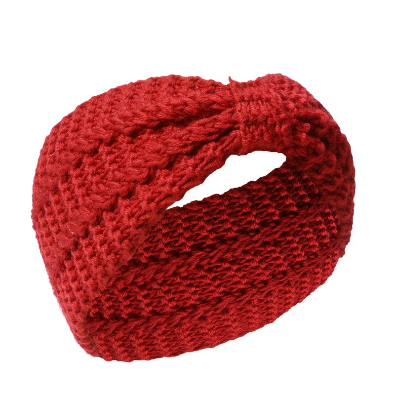 Leopard Headband Wide Knot Hair Bands Hoop Hairband for Women Fashion Headbands