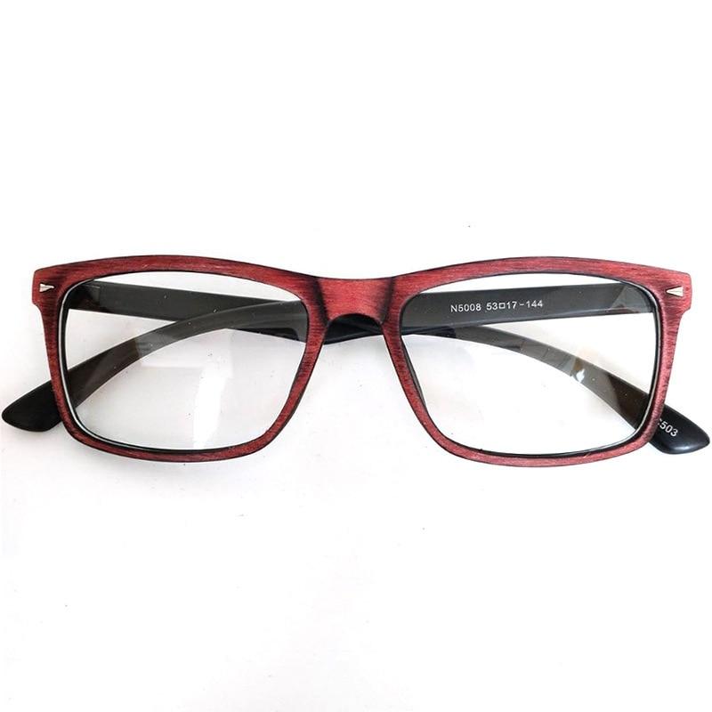 Vintage Square Glasses Frame Men Women Retro Clear Lens Optical Eyeglasses Myopia Prescription Frames Full Rim Spectacle Eyewear in Men 39 s Eyewear Frames from Apparel Accessories