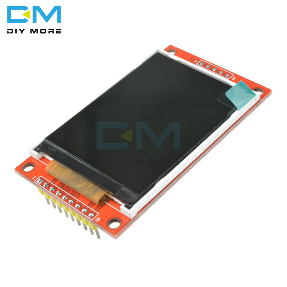 2.2'' 2.2 Inch 240x320 Dots SPI interface TFT LCD Serial Port Board Module Display 240*320 ILI9341 for 51/AVR/STM32/ARM/PIC Diy