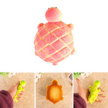 New Hot Mini Cute Turtle Toys Super Slow Rising Children Fun Toy Anti-Stress Toy Gift Funny Squash Anti-Stress Toy 2019 NEW M5(China)