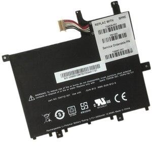 Image 5 - SupStone Genuine OEM 12.95WH SUN B12 battery for HP slate 7 tablet 724712 001 SUN B12S  FB1350 724536 001 728687 001 3.7V Free