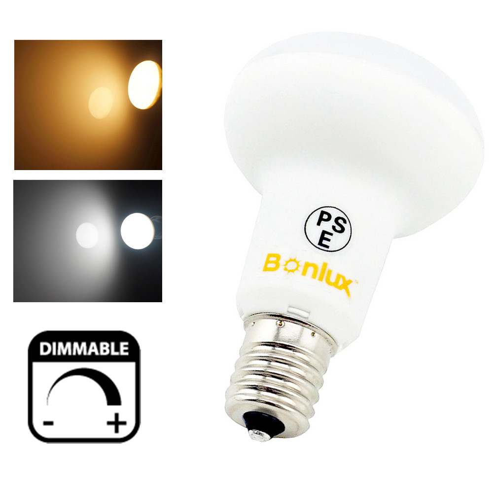 E14 Dimmable LED Bulb 5W 220V R50 Base Dimming Lamp With 40W Halogen