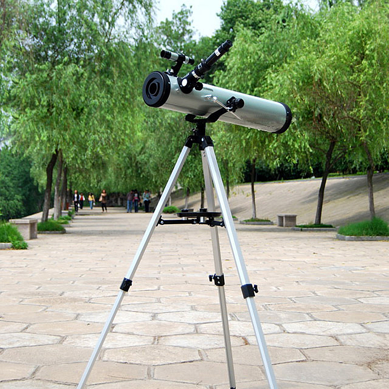F76700 350X High Power Monocular Professiona Astronomical Refracting Telescope HD for Space Celestial Heavenly Body Observation