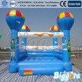Decoración Ballon Inflable Trampolín de Salto Para Los Niños Jugar Y Rezando