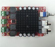 TDA7498 High power Digital amplifier board 2*100w Car amplifier DC 12V 24V for speakers