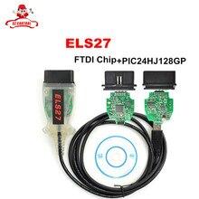 ELS27 FORScan Escáner Para Ford/Mazda/Lincoln/Mercury Vehículos ELS27 FORScan Escáner OBD2 Cable de Diagnóstico ELM327 Apoyo J2534