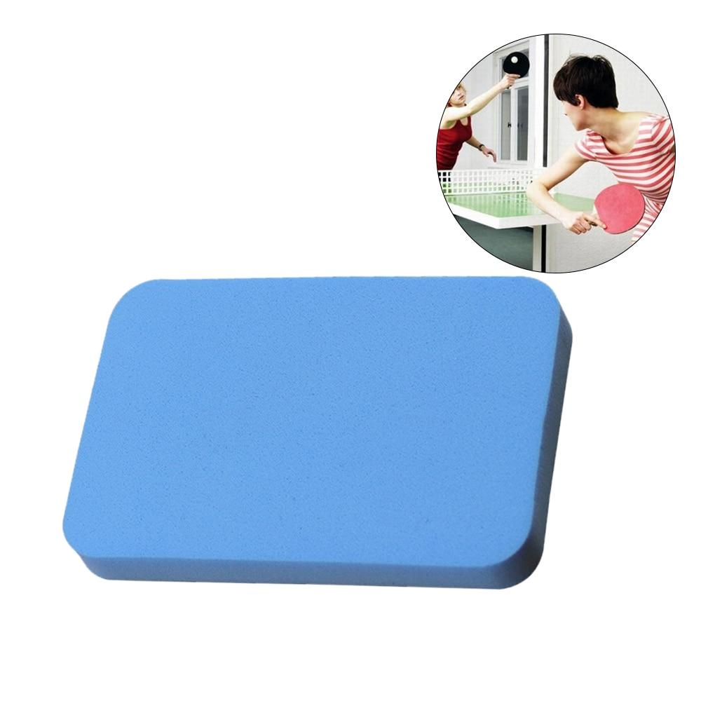 Table Tennis Racket Clean Sponge  Professional Table Tennis Rubber Cleaner Table Tennis Racket Care Accessories