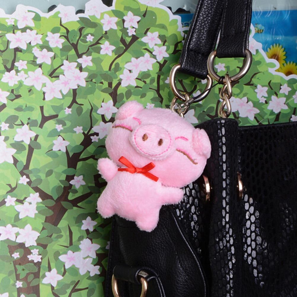 все цены на 1 Pcs Cute Cartoon Pig Decor Baby Kid Plush Toy Piggy Stuffed Toy Great Gift Color Random Hot Sell