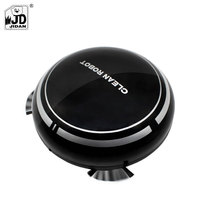 2 In 1 Rechargeable Mini Smart Vacuum Robot Cleaners Cleaning Robot Vacuum Sweeper Floor Carpet Cleaner Machine Wireless Suction