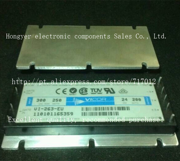 Free Shipping VI-263-EU  DC/DC: 300V-24V-200W,Can directly buy or contact the seller vi 263 ix