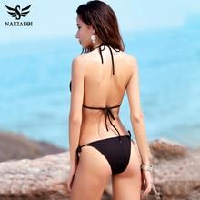 Mudah New Sexy Bandage Micro Brazilian Bikini