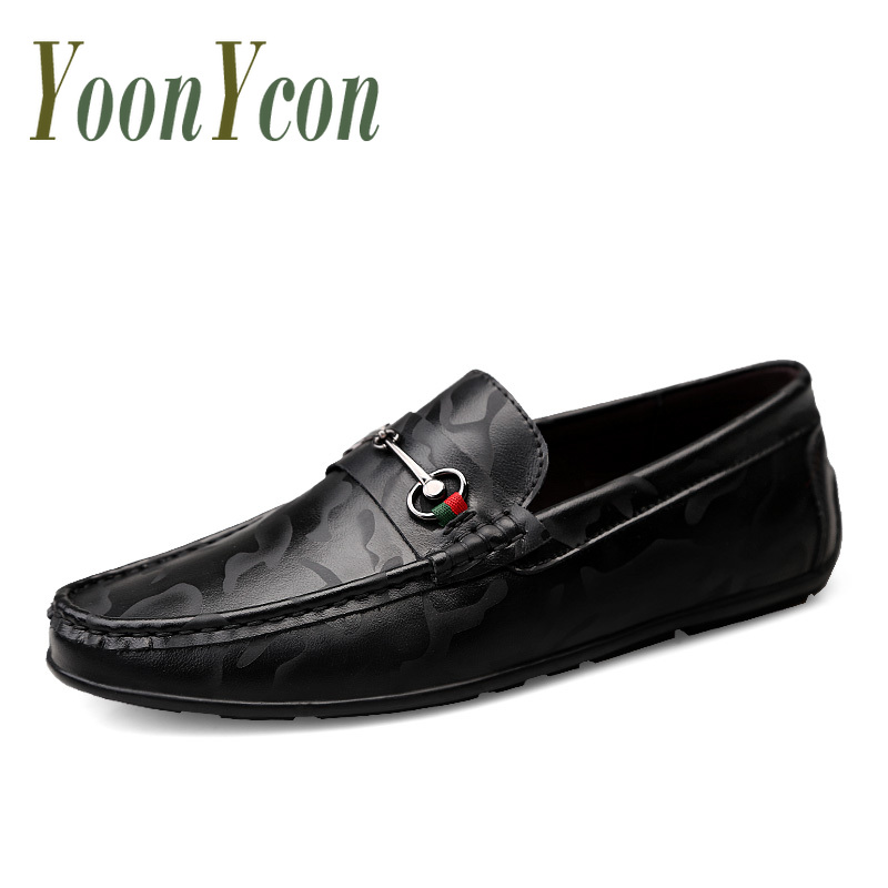 Man Shoes Office Casual Latest Model Men Casual Slip On Loafer Shoes Mens Moccasins British Trend Men Loafers Dress Shoes