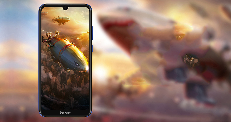 Honor 8A 14