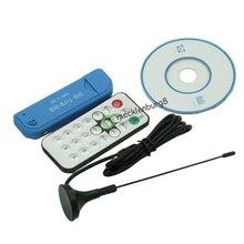 Receptor/sintonizador de TV Digital, USB 2,0, DVB T, SDR, DAB, FM, HDTV, RTL2832U, R820T2, compatible con Microsoft en varios idiomas