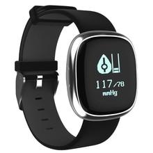 Новый Смарт-Браслет P2 Кровяное Давление Монитор Сердечного ритма Смарт-Группы Шагомер Сна Sports Tracker для IOS Android Водонепроницаемый
