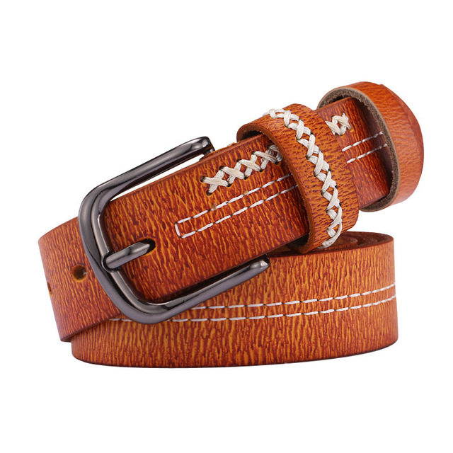 Moda sra. línea gruesa decoración zurriago principal de la capa de la correa de cuero para faja mujeres para mujer cummerbund cinturones correa de la cintura para mujer