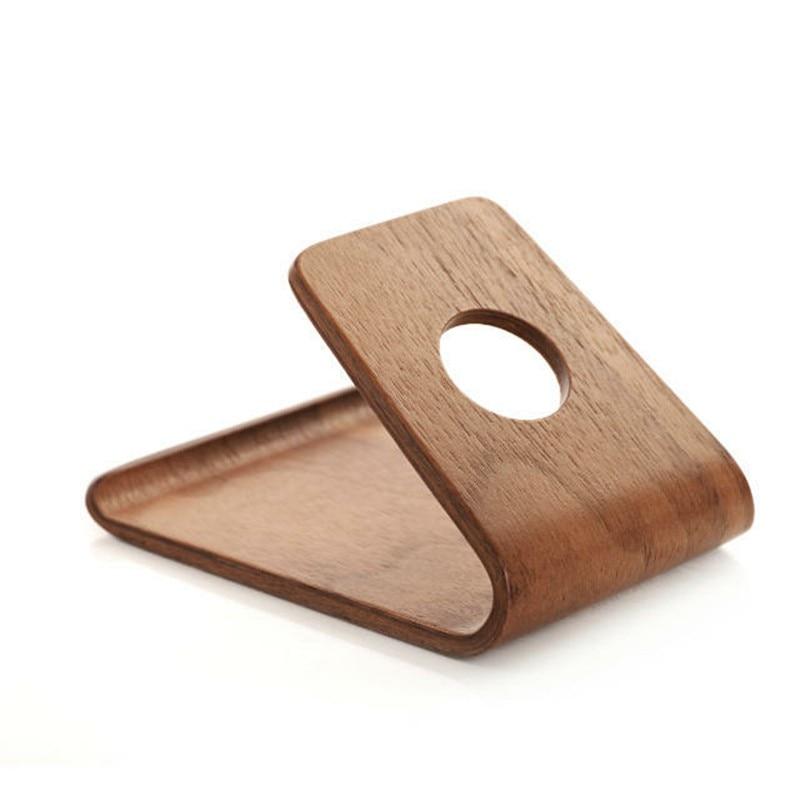 Γνήσιο ξύλινο στήριγμα βραχίονα καφέ - Ανταλλακτικά και αξεσουάρ κινητών τηλεφώνων - Φωτογραφία 3