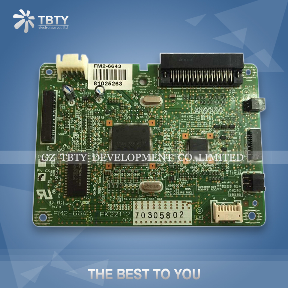 100% Test Main Board For Canon LBP 3300 LBP3300 Formatter Board Mainboard On Sale 100% test main board for canon lbp5100 lbp 5100 rm1 3515 formatter board mainboard on sale