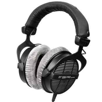 Beyerdynamic DT 990 Pro 250 Ohm Hi-Fi headphones, Professional Studio Headsets, Open Back Headband headpones Made in Germany - Category 🛒 All Category