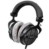 Beyerdynamic DT 990 Pro 250 Ohm Hi Fi headphones, Professional Studio Headsets, Open Back Headband headpones Made in Germany