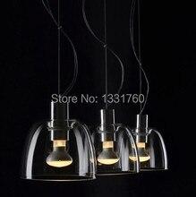 3 heads Modiss Serena light pendant lamp MODISS DESIGN TEAM pendant lighting dinning living room suspension light Italy lamps