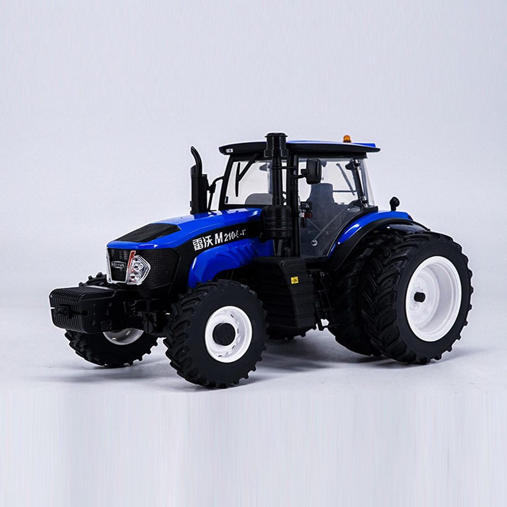 цена на R 1:24 Alloy Foton LOVOL M2104-K Tractor Model With Original Package For Collection Gift