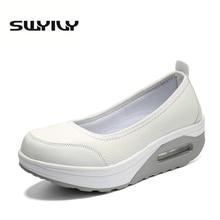 Schuhe Sommer Slip-on PU