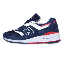 New Balance Made in US classic 997 Series Men Shoes Retro Jogging M997CYON Mens Shoes Wide America president Sneakers Men