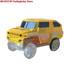 MUQGEW Diecasts Vehicles Electronics Special Car For Magic