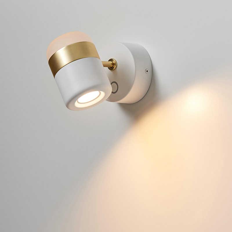Современный минималистский бар ресторан многоголовый молекулярный вращающийся Кулон лампы скандинавские спальни прикроватные металлические подвесные светильники