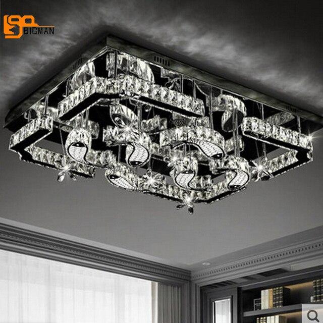 Nuovo bella LED lampadari di cristallo moderna lampadario per ...