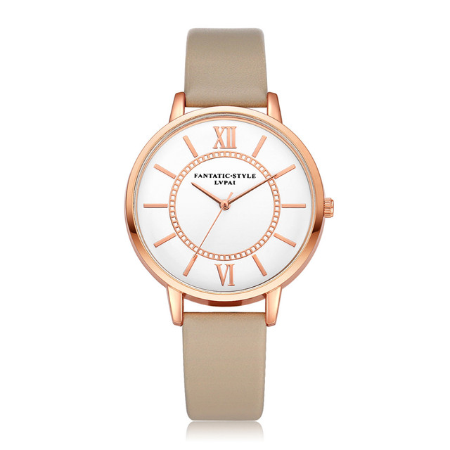 2019 Luxury Brand Bracelet Watch Women Fashion Rose Gold Quartz Watch Ladies Wat