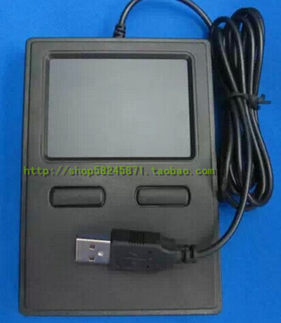 Driver for Synaptics USB TouchPad