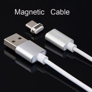 Charging-Cable Android-Phone Micro-Usb Magnetic for Data-Terminal Shenzhen New-Products