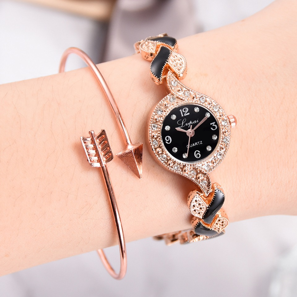 IsMyStore: Lvpai Bracelet Watches Women Luxury Crystal Dress Wristwatches Clock Women's Fashion Casual Quartz Watch Reloj Mujer