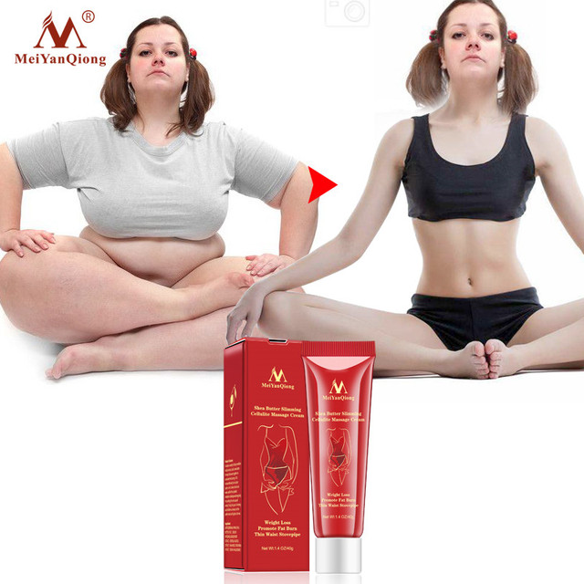 Meiyanqiong Hot Sale Slimming Cellulite Massage Cream Health Body Slimming Promote Fat Burn Thin Waist Stovepipe Body Care Cream