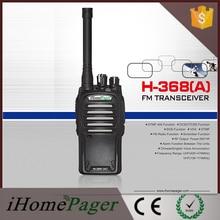 2pcs HT-368(A) Security Equipment Wireless Alarm Talkie Walkie