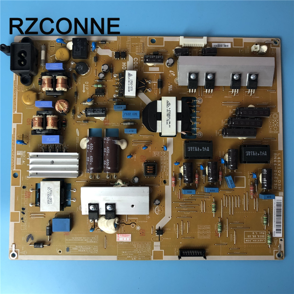 power supply board for Samsung UA46F6400AJ L46X1Q DSM BN44 00623D used