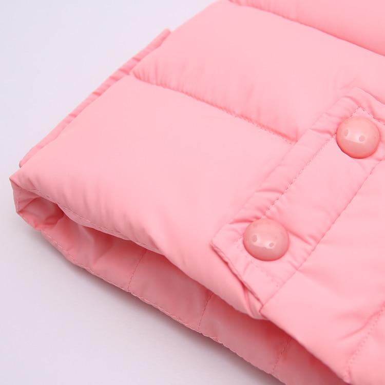 ee4447c7c2d8 Girls Wear Padded Jacket New Winter Jacket Korean Big Boy Girls Long ...