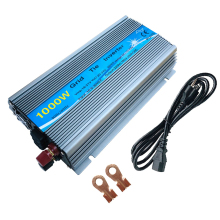 1000W Grid Tie Inverter MPPT Function, 10.5-30VDC to AC180-260V or 90-140V output Solar Wind Micro on grid tie inverter 1000W