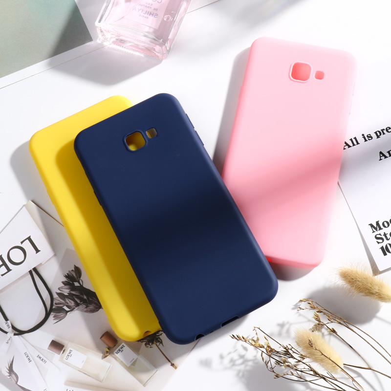 SFor Huawei Mate 20 Lite 10 9 Pro Candy Color Case For Huawei P9 P10 P20 P30 lite pro Bumper Nova 2 2plus 2s 3 3i 4 Cover in Fitted Cases from Cellphones Telecommunications
