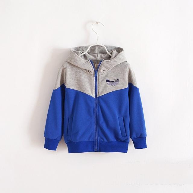 2015 Nova Marca crianças camisolas outono algodão de manga comprida camisola meninos/meninas hoodies e moletons 2-7 anos crianças hoodies