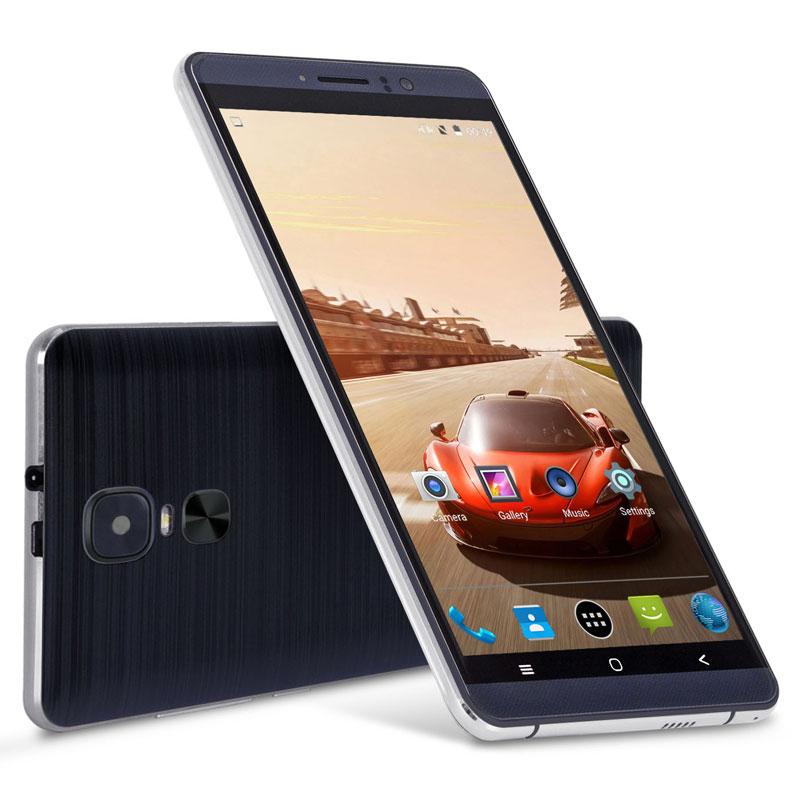 XGODY Smartphone 6.0 pouces Quad Core double cartes SIM 1 GB RAM + 8 GB ROM Android 5.1 MTK6580 WCDMA 3G téléphones portables débloqués - 3