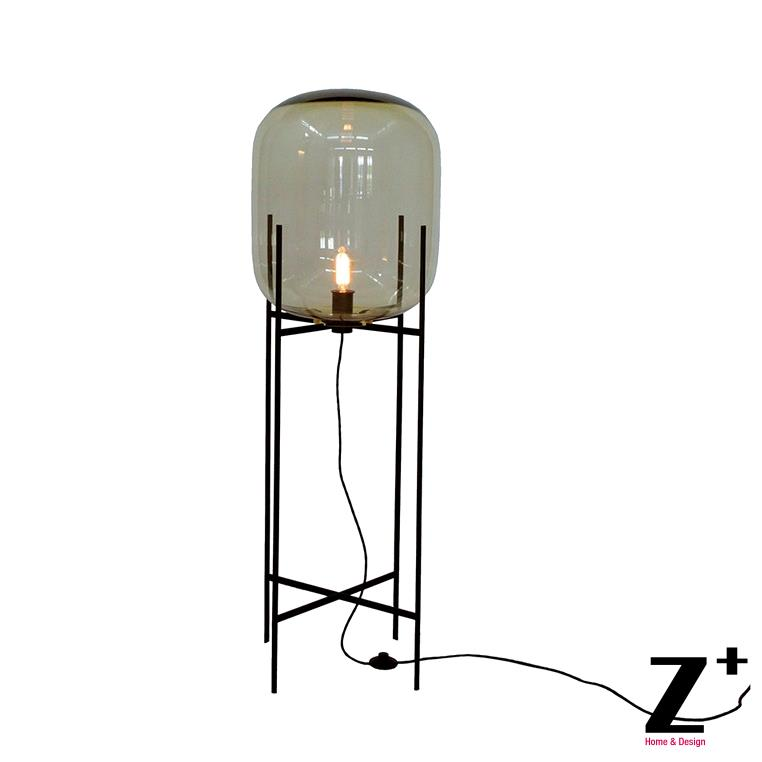 replica item oda gestalten floor lamp modern glass lamp. Black Bedroom Furniture Sets. Home Design Ideas