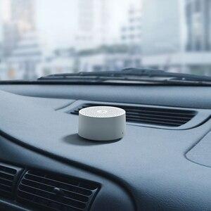 Image 2 - Oryginalny głośnik Bluetooth Xiaomi AI Mini bezprzewodowa jakość HD przenośny mikrofon kolumnowy połączenie głośnomówiące AI Bluetooth 4.2 Sound Box